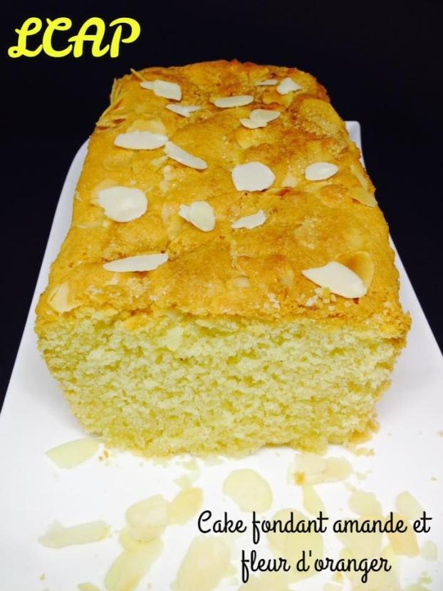 cake amande et fleur d'oranger-cookingbymisspurple