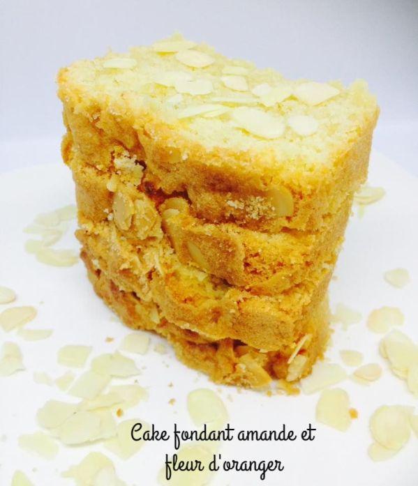 cake fondant amande et fleur d'oranger- la cuisine danna purple (3)