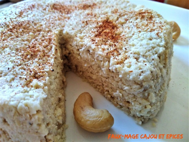 faux maje cajou et epices 2 - cooking by miss purple (2)